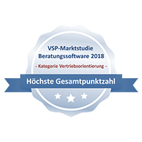 Award VPS market study consultant software 2018