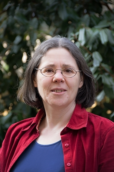 Bettina Ziegenbein vom Bridge Team