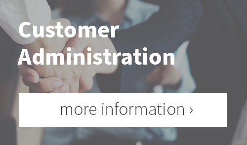 Reference to further information on the customer administration tool of the Bridge video conferencing software