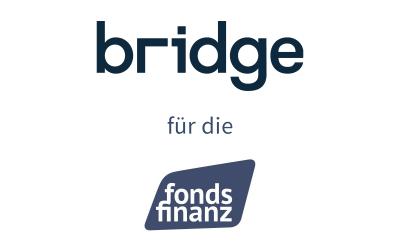 Der größte Maklerpool Deutschlands stellt seinen Vermittlern ab sofort Videoberatung+ von Bridge für die Online-Beratung zur Verfügung