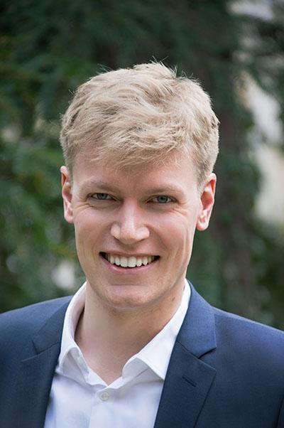 Dr. Christian Bohner vom Bridge Team