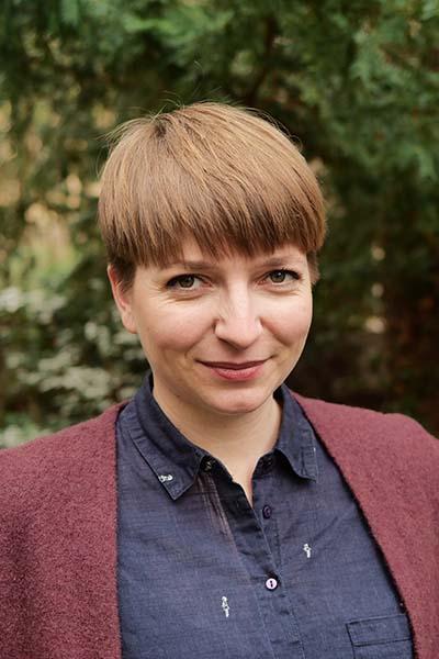 Elisabeth Gsuck-Kaminsky vom Bridge Team
