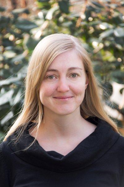 Maria Hossmar vom Bridge Team