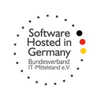 Seal for software hosted in germany